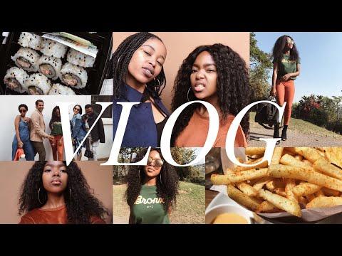 VLOG: I'M FINALLY BACK HOME!! | South African YouTuber