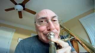 GoPro: David Finlayson's Trombone Silliness
