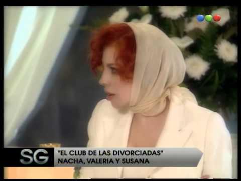 El club de las Divorciadas: Susana, Valeria y Nacha - Susana 2007