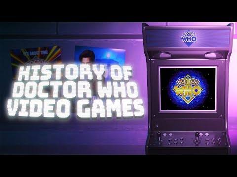 Doctor Who Video Games: A History