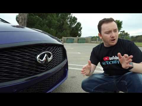 Infinity QX30 Sport Review | Fully Equipped + Self Park