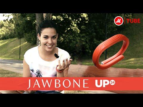 Видеообзор Smart браслета Jawbone Up 24