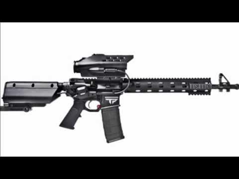 Видео: Невероятно умная снайперская винтовка
