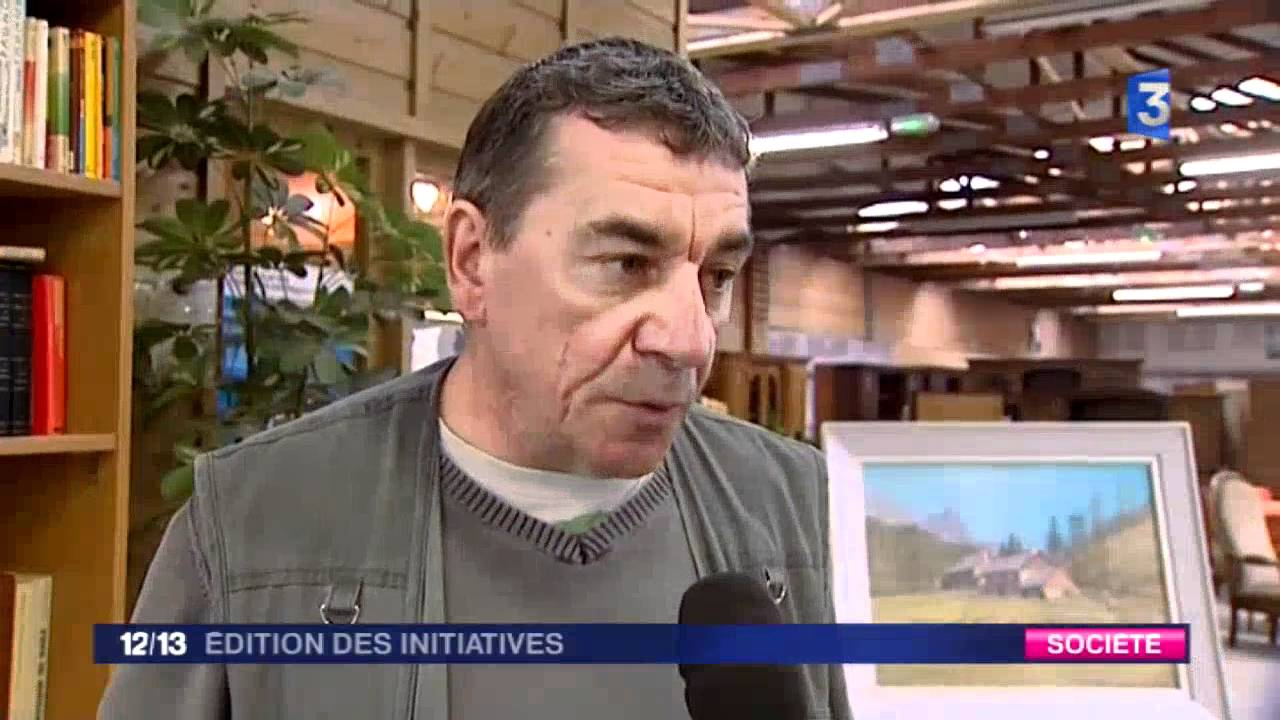 france 3 edition des initiatives lundi 19 mars 2012 youtube. Black Bedroom Furniture Sets. Home Design Ideas