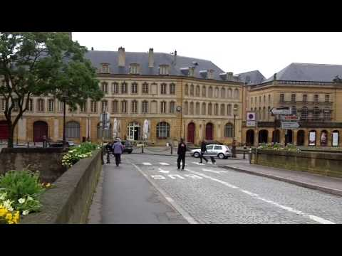 City Centre, Metz, France