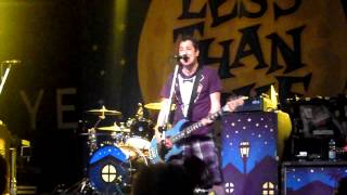 Less Than Jake - The Ghost Of Me & You (live @Live Music Hall, Köln)