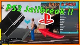 PS3 Jailbreak 4.82 🎮‼ EASY TUTORIAL + DOWNLOAD Online Mods CFW REBUG 4.82 PS3 SLIM & FAT USB CEX DEX