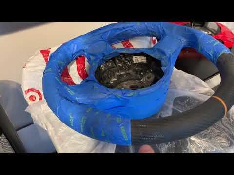 Lamborghini Cracked Carbon Fiber Steering Wheel Repair