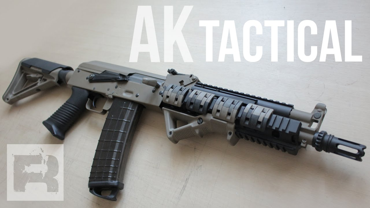 AK 47 Tactical - Magpul & Beta Project