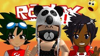ROBLOX's LIVE-NATASHA PANDA MADE US a SURPRISE-ROBLOX live 🐼🐻