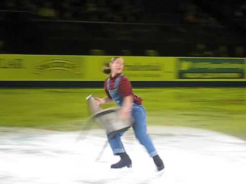 Jason Brown - 2014 Skate America Exhibition - Cotton-Eyed Joe