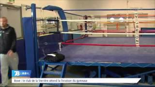 Boxe : le club de La Verrière attend la livraison du gymnase