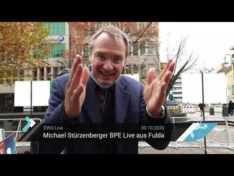 Michael Stürzenberger Live aus Fulda