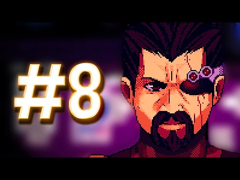 Would You Upload Your Brain To Live? - (VA-11 HALL-A Gameplay Playthrough #8)