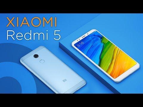 Xiaomi Redmi 5 - обзор смартфона