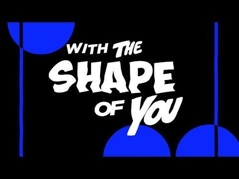 Thumbnail: Ed Sheeran - Shape of You (Major Lazer Remix feat. Nyla & Kranium) (Official Lyric Video)