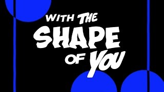Ed Sheeran - Shape of You (Major Lazer Remix feat. Nyla &amp Kranium) (Official Lyric Vide ...