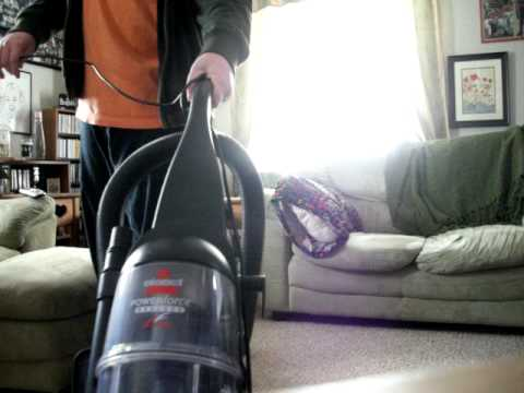 Bissell Powerforce Bagless Youtube