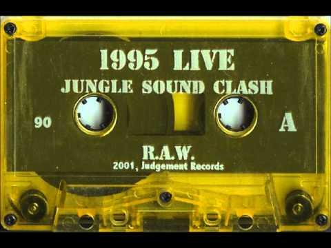 (Ragga Jungle Sound Clash 95) - Side A & B (Dj R.A.W.)