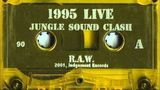 (Ragga Jungle Sound Clash 95) - Side A & B (Dj R.A.W.)