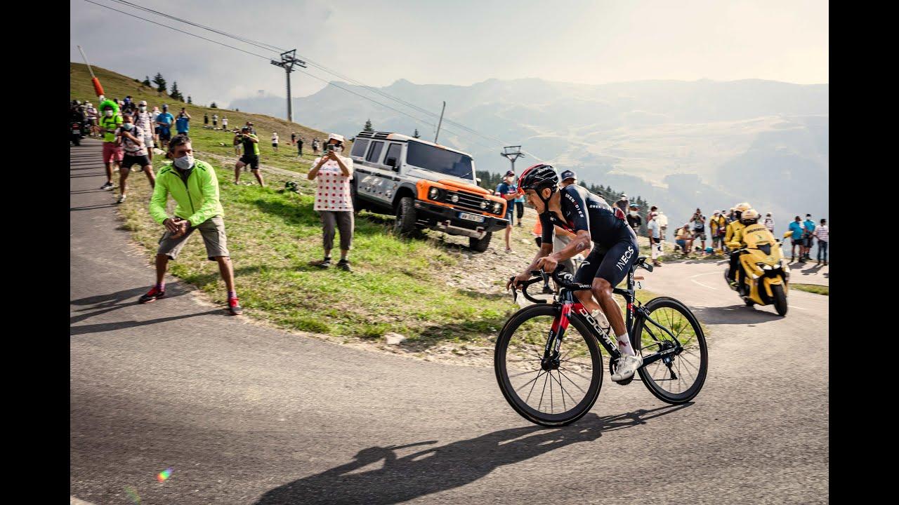 2020 Tour de France highlights - Stage 17