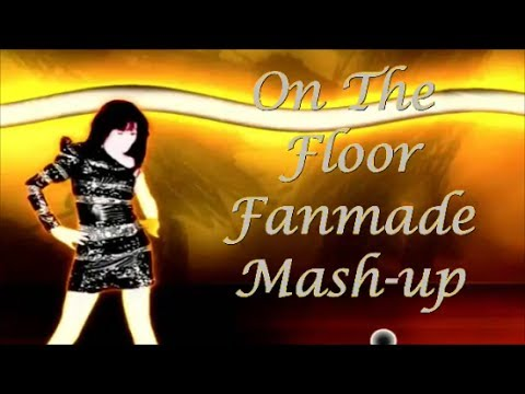 Just Dance 4 - On The Floor [Fanmade