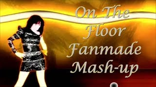 Just Dance 4 - On The Floor [Fanmade Mashup]