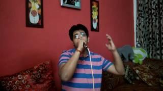 Jab koi baat bigad jaye karaoke cover