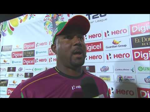 Man of the Match Interview - Dwayne Smith