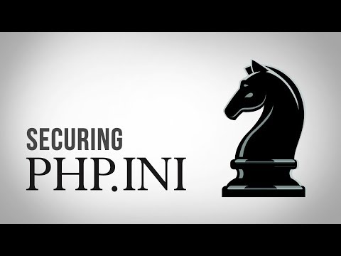 PHP Security -  PHP Configuration (php.ini) Vulnerability Test