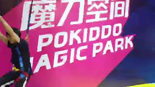 Pokiddo Brand Franchise Hangzhou Magic Park Project In China