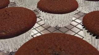 Betty's Dark Chocolate Cupcakes