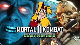 RAIDEN IS REALLY PISSED OFF - Mortal Kombat 11: Story Mode (Part 1)