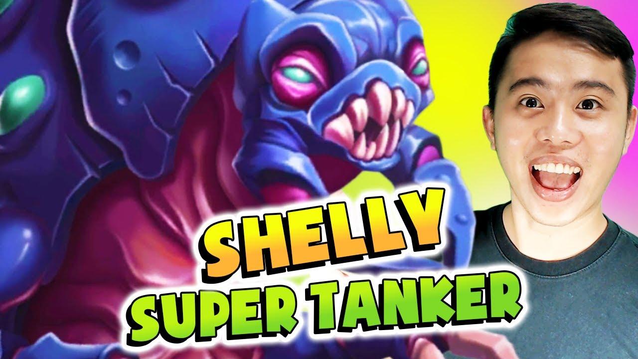 Monster Legends: Shelly level 1 to 130 - Super Tanker