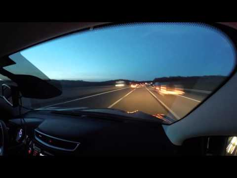 4K Timelapse travelling from Southern France to Arnhem, Netherlands