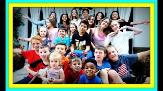 MEET OUR FAMILIES 2018! | MIXED FAMILIES!