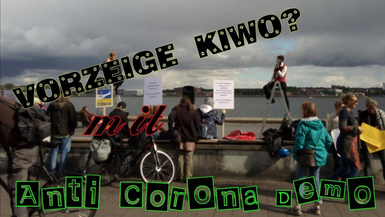 Corona Demo Kiel