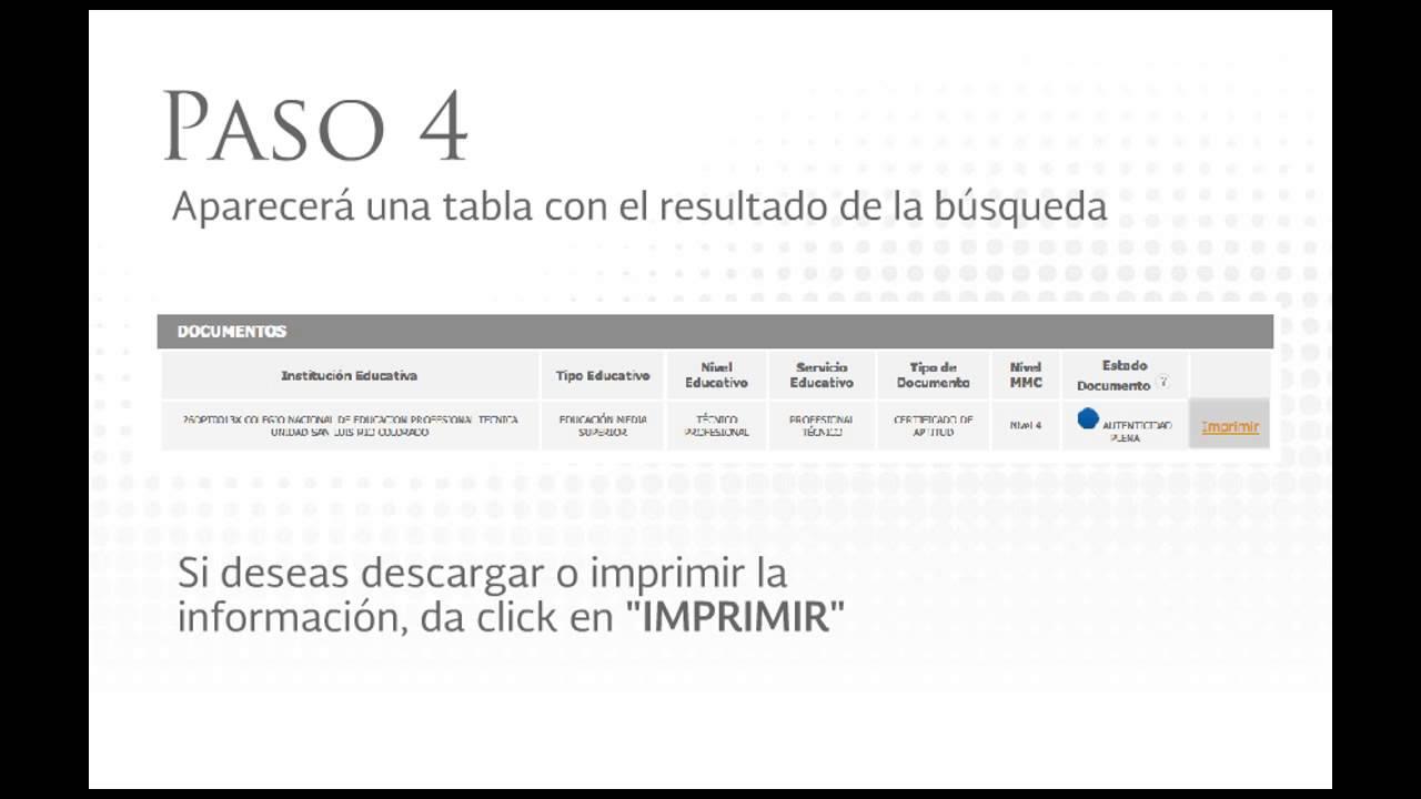 RODAC - Consulta Pública - YouTube