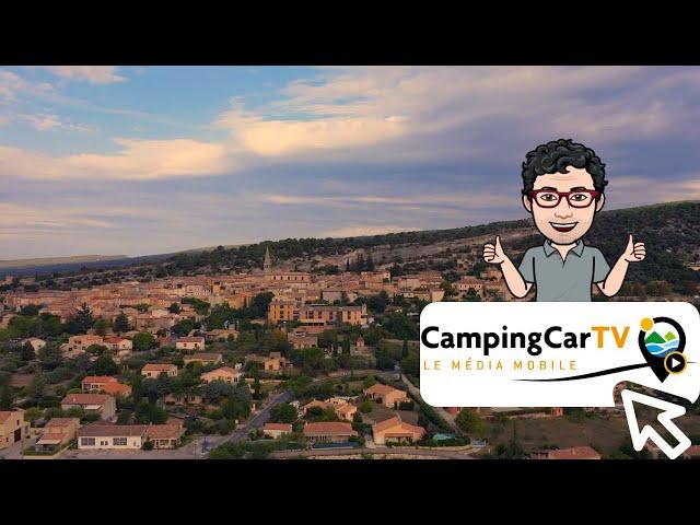 Je Tourisme en Camping-Car N°194 - J'ai vu le Luberon, le Villars et la Bernadette