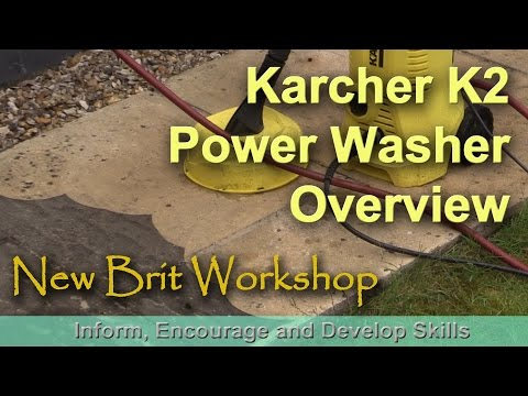 Karcher K2 Full Control Home Power Washer