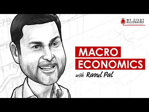 TIP 94. Raoul Pal - Macro Economics and Global Risks