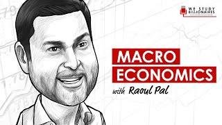TIP 94. Raoul Pal - Macro Economics and Global Risks