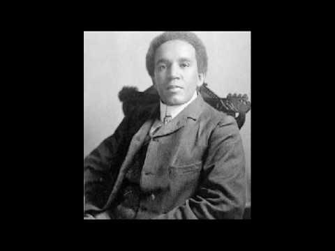 """""""Variaciones sinfónicas sobre un tema africano"""" Samuel Coleridge Taylor"""