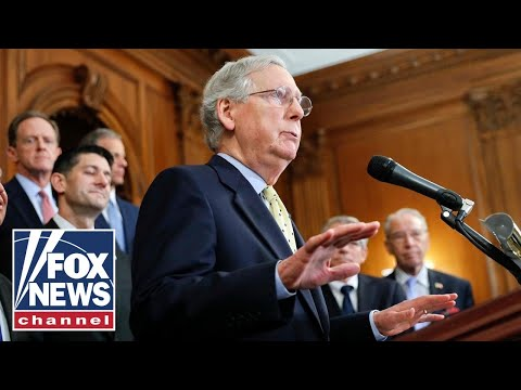 Senate Republicans discuss Supreme Court vacancy