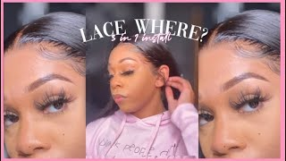 UPDATED: (36 INCH) 😍 HOW I MELT MY LACE WIGS AND INSTALL FT. ASTERIA HAIR