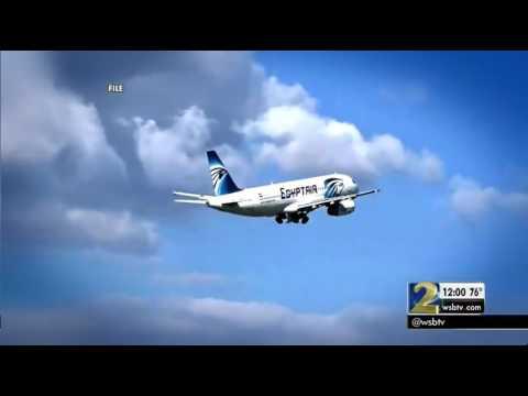EgyptAir flight crashes over Mediterranean