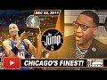 T-Mac Praises Scottie Pippen's Success With Bulls When MJ Left | The Jump | Dec 22, 2017