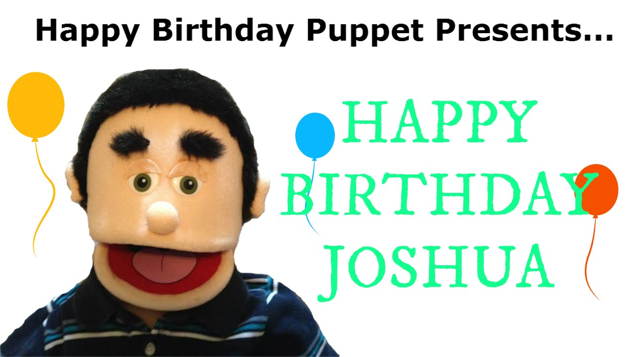 Happy Birthday Cake Joshua Images ~ Happy birthday joshua funny song youtube