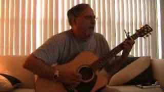 "Gene Phillips fingerpicking ""Railroad Bill"""