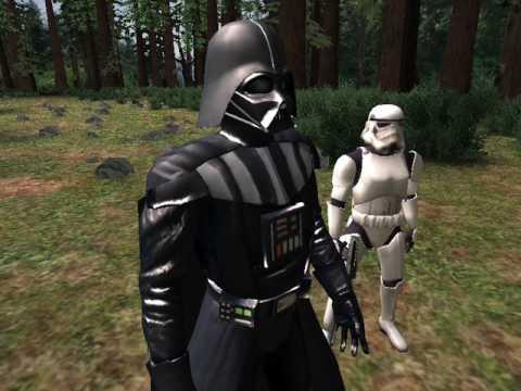 The Clones War - Star Wars Scene Maker
